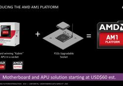 AMD'den Yeni AM1 Platformu