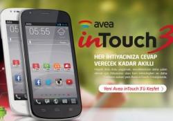 Avea inTouch 3 Tanıtıldı!