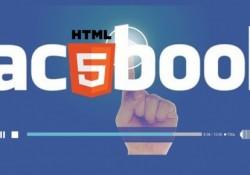 Artık Facebook'da Flash Yerine HTML5 Video Oynatıcısı Kullanacak