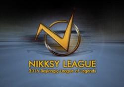 64 Türk Takımının Kapışacağı 10 Bin TL Ödüllü LOL Nikksy Ligi Yarın Başlıyor!