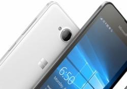 Microsoft'tan Bir Telefon Daha: Lumia 650