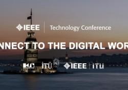 Dijital Dünya IEEE İTÜ Teknoloji Konferansı'nda Buluşuyor!