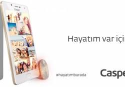 Casper'dan 4.5G Destekli ve Parmak İzi Okuyucusuna Sahip Uygun Fiyatlı Telefon: Via E1